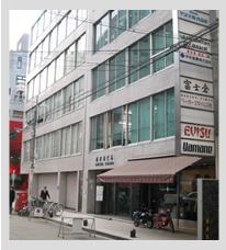 大阪支店 外観