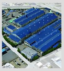 名古屋工場 航空写真