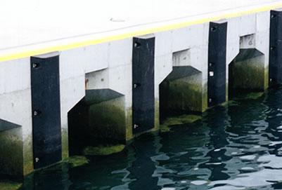漁港用防舷材 漁港型