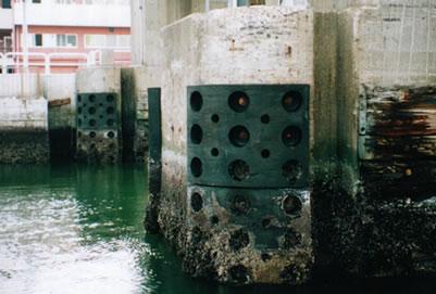 漁港用防舷材 特殊型