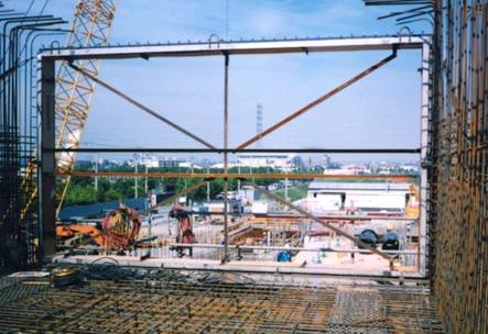 上水道施設での施工例